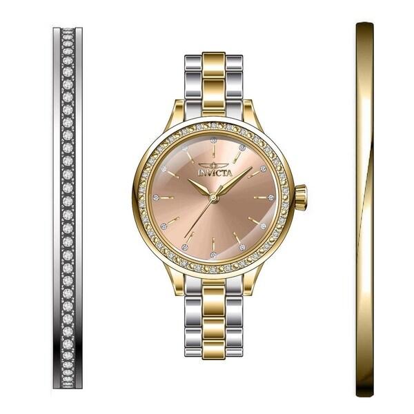 Invicta Women's Angel 29318 Gold Watch