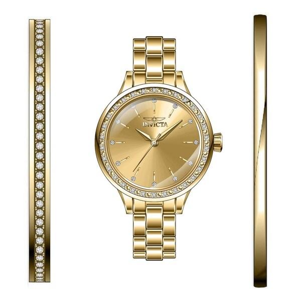 Invicta Women's Angel 29310 Gold Watch