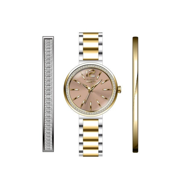 Invicta Women's 29275 'Angel' Stainless Steel Watch. Opens flyout.