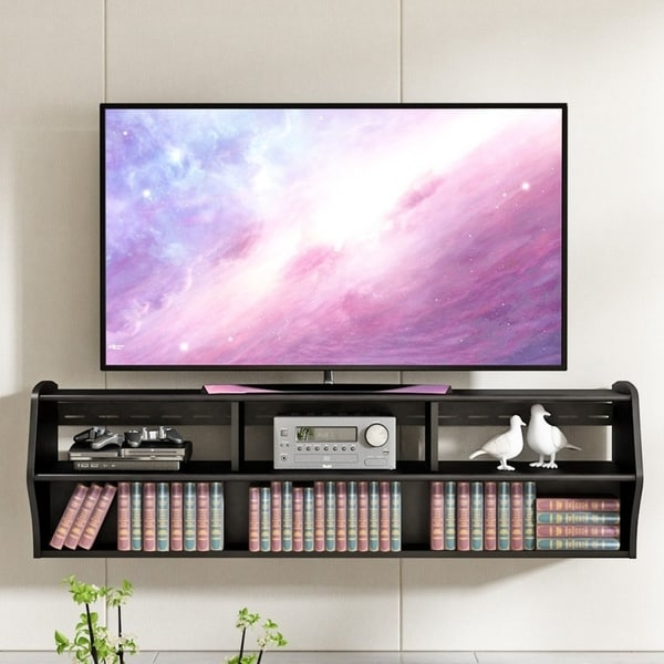 Shop Floating Tv Stand For Lcd Led Falt Panel Wall Mounted