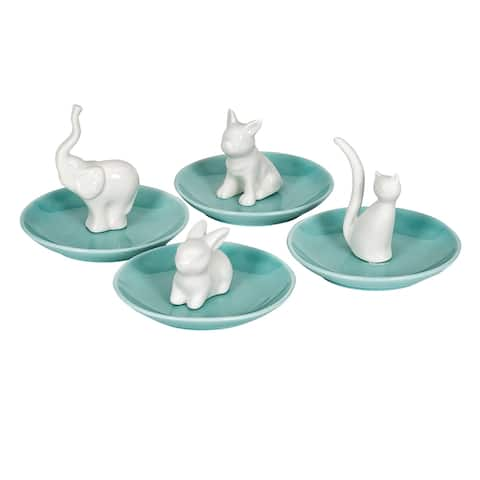 Mele & Co. Windham Animal Jewelry Trinket Dish