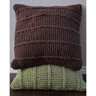 Stratton Pure Cotton Throw Pillow