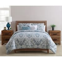 VCNY Home Claire Damask Comforter Set