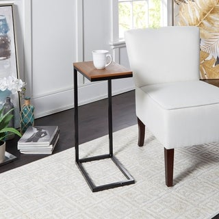 Link to Bryson C Table with Wood Top Similar Items in Living Room Furniture
