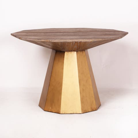 Statements By J Lucia Dining Table, 30 Inch Tall