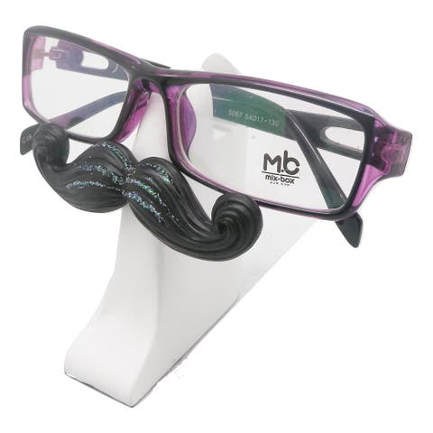 Elegance Moustache Eyeglasses Holder