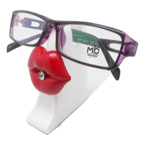 Elegance Lips Eyeglasses Holder