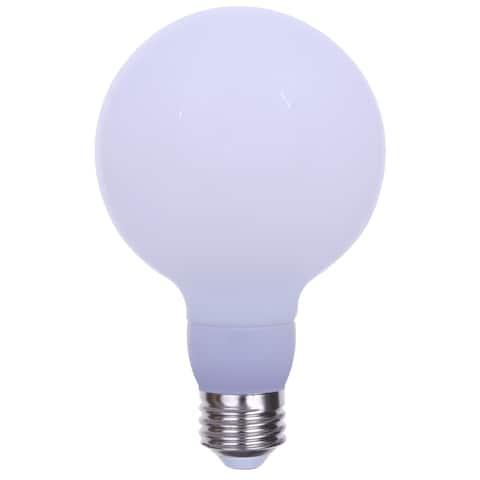 (3 Pack) G30 LED Edison Globe Light Bulb, 15W, 100-Watt Equivalent 1600 Lumens Frosted E26 Base Dimmable