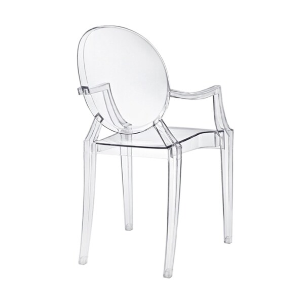 Handmade Ghost Arm Chair