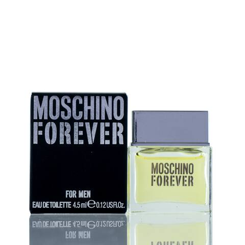 Moschino Forever Men's 5ml Eau de Toilette Mini