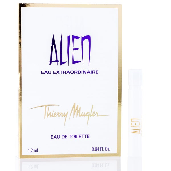 Thierry Mugler Alien Eau Extraordinaire Women's 1.2-ounce Eau de Toilette Spray Vial