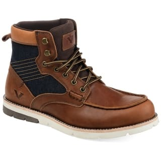 Territory Men's Mack Moc Toe Ankle Boot