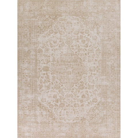 Copper Grove Marchtrenk Traditional Medallion Area Rug