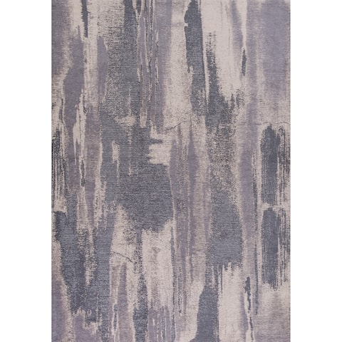 Domani Natural Grey Area Rug