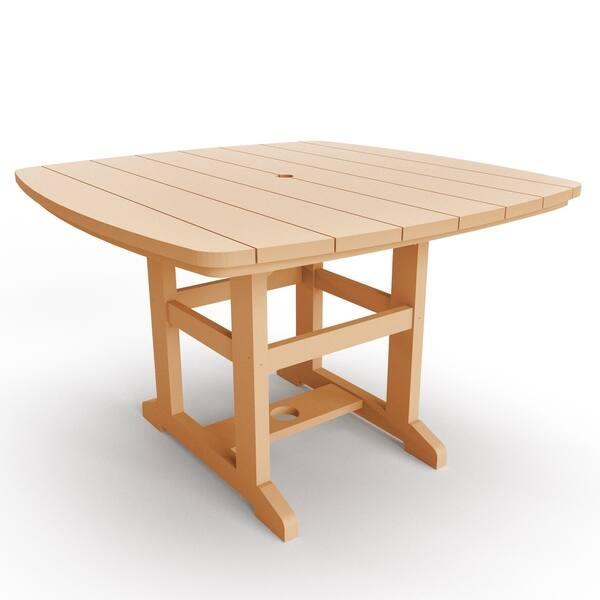 Surprising Shop Durawood Essentials 5 Piece Outdoor Patio Dining Set Lamtechconsult Wood Chair Design Ideas Lamtechconsultcom