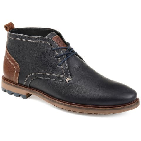 Thomas & Vine Mens Logan Waterproof Chukka Boot