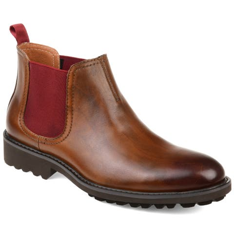 86fa8ab2b02 Buy Men's Boots Online at Overstock | Our Best Men's Shoes Deals