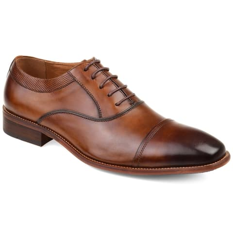 Thomas & Vine Keaton Cap Toe Men's Oxford