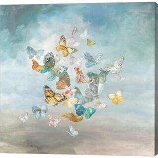 Danhui Nai 'Beautiful Butterflies' Canvas Art