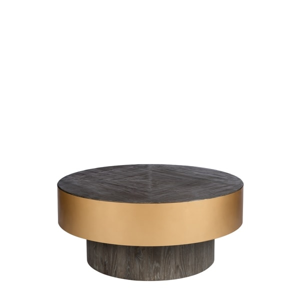 Statements By J Valencia Coffee Table, 17 Inch Tall