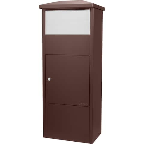MPB-500 Brown Parcel Box