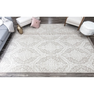 Jaxon White Lace - 8' x 10'