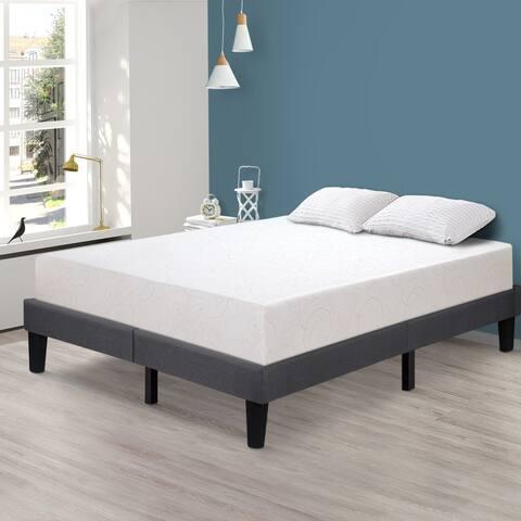 Sleeplanner 9 Inch Medium Firm Gel Memory Foam Mattress