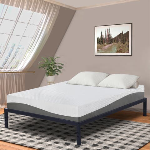 Sleeplanner 10 Inch Gel Memory Foam Mattress