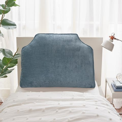 Intelligent Design Julian Chenille Headboard Pillow 3-Color Option