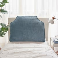 Intelligent Designs Julian Chenille Headboard Pillow