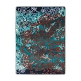 "Joy Carpets Romani Nylon Riviera Rectangular Area Rug - 7'8"" x 10'9"" - 7'8"" x 10'9"""