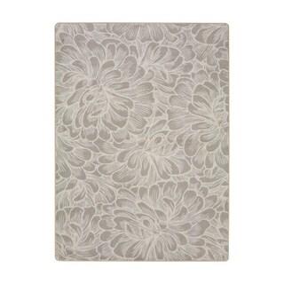 "Joy Carpets New Bloom Nylon Hazelwood Rectangular Area Rug - 3'10"" x 5'4"" - 3'10"" x 5'4"""