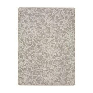 "Joy Carpets New Bloom Nylon Hazelwood Rectangular Area Rug - 5'4"" x 7'8"" - 5'4"" x 7'8"""