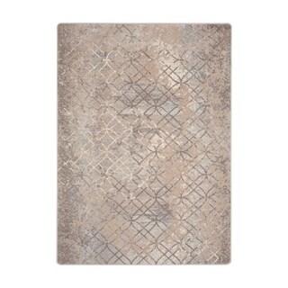 "Joy Carpets Opposites Attract Nylon Hazelwood Rectangular Area Rug - 7'8"" x 10'9"" - 7'8"" x 10'9"""