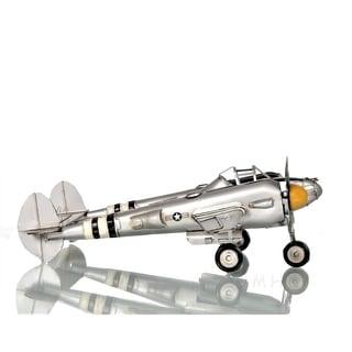 1941 Lockheed P-38 Lightning Fighter