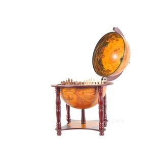 Link to Red Globe 13 inches with chess holder Similar Items in Decorative Accessories