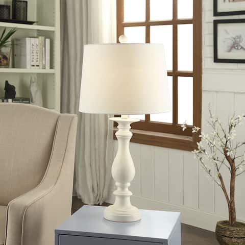 Polyresin Table Lamp