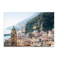 Noir Gallery Jon Bilous Amalfi Coast Italy Photography Metal Wall Art Print