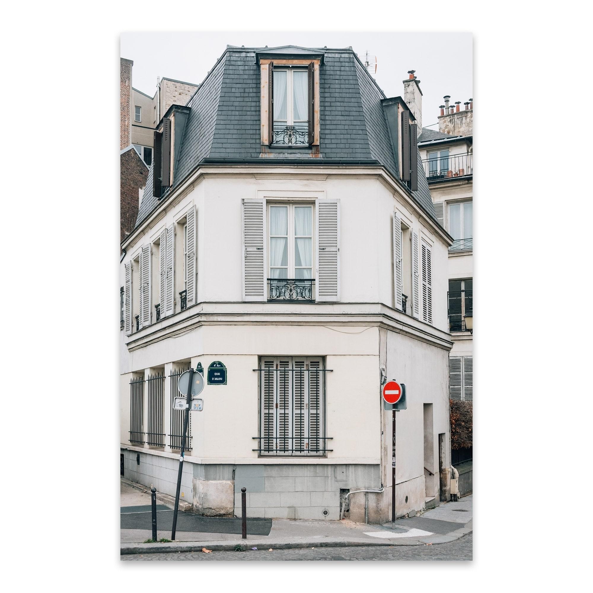 Shop Noir Gallery Jon Bilous Quai D Anjou Small House Paris
