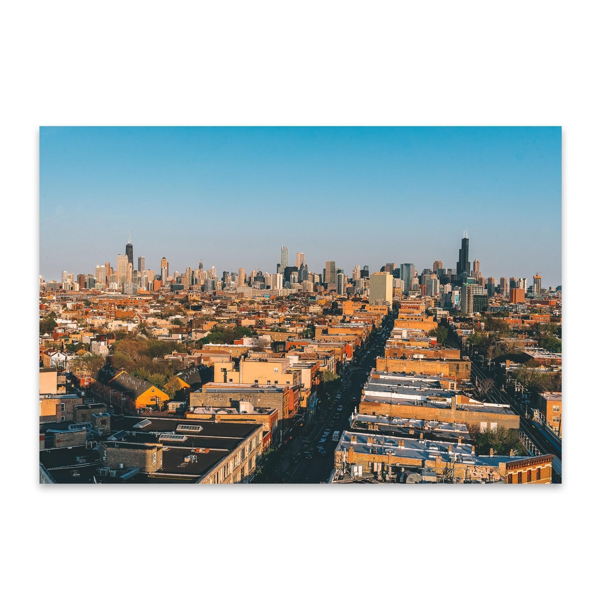 Matt Weitz Chicago Skyline
