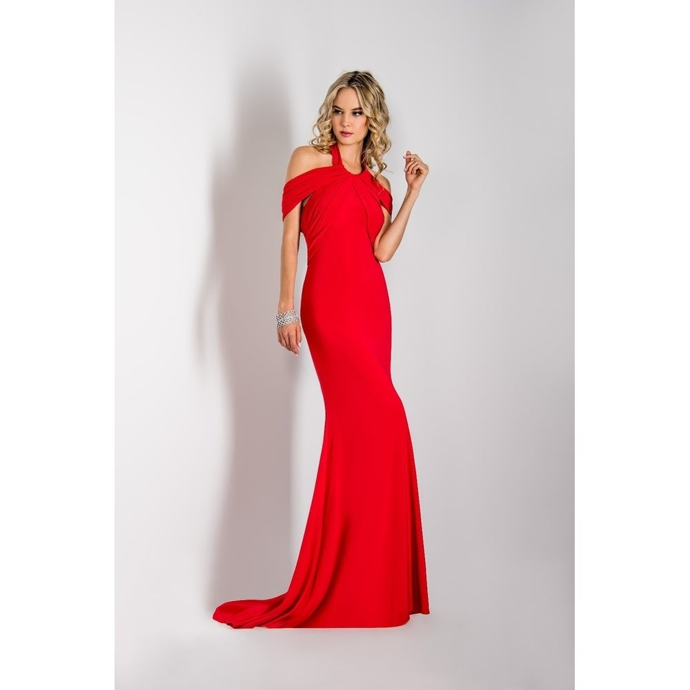 Stella Couture Evening Long Dress