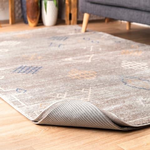 Porch & Den Norwell Grey Felt Premium Eco-friendly Non-slip Reversible Rug Pad