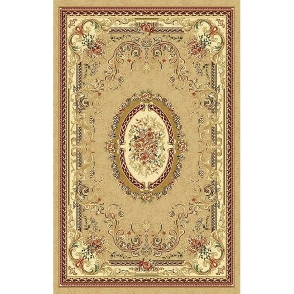 Traditional Oriental Area Rug 8x10