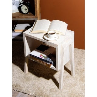 Aurora Home Small Stackable Wood Table