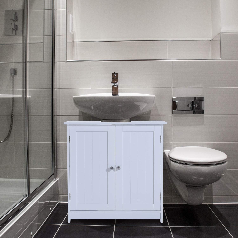 A Modern Living Room, Shop Black Friday Deals On Pedestal Sink Bathroom Vanity Cabinet Overstock 27565221