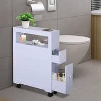 Wood Bathroom Cabinets Online At Overstock Com