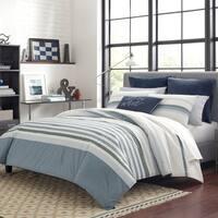 Nautica Lansier Grey Comforter Set