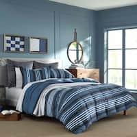 Nautica Valmont Navy Comforter Set