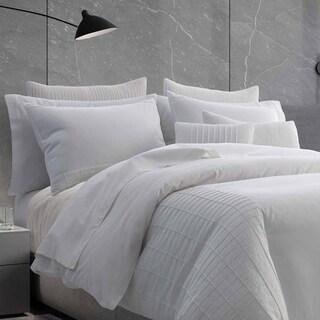 Vera Wang Linear Tucks Decorative Throw Pillows