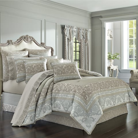 Five Queens Court Melinda Luxury Comforter Set